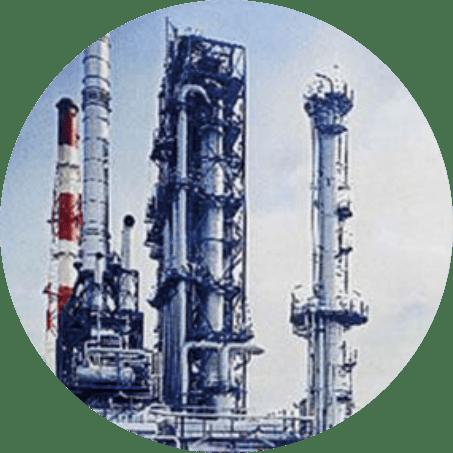 石油化学工場