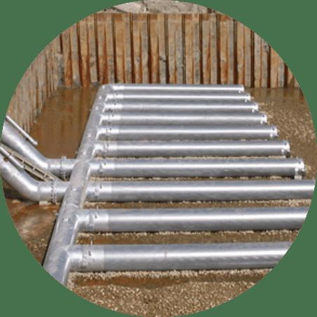 海水取水施設・淡水化プラント