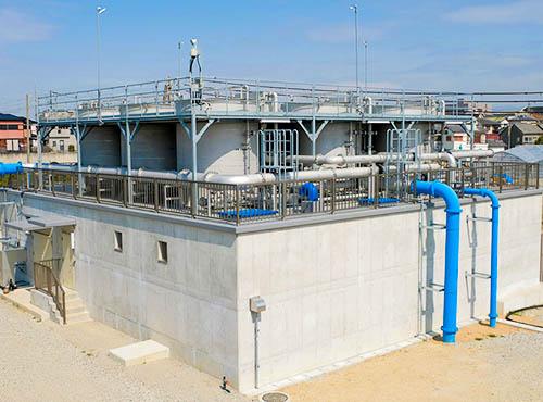 水関連事業の特徴2